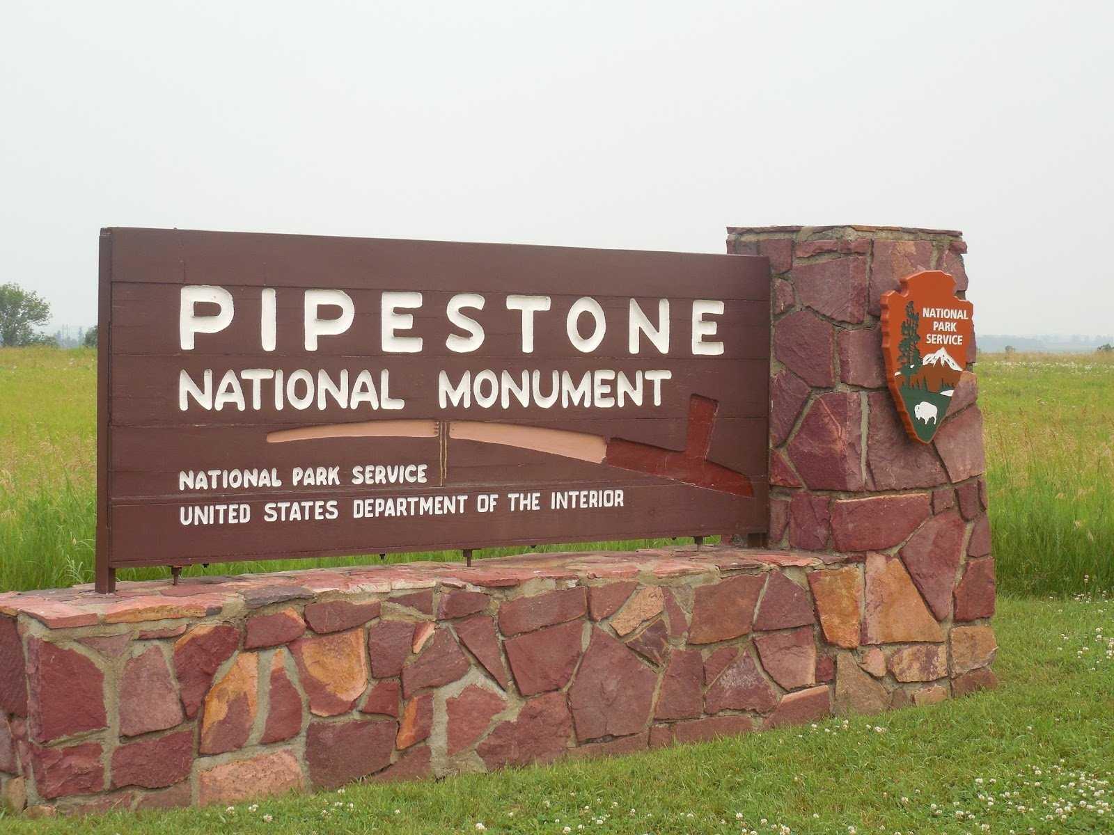 Pipestone National Monument – Minnesota – Pleasantly surprising